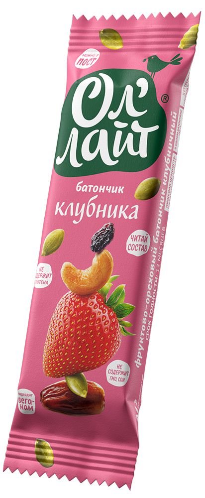 Bar Ol'Light® Strawberry